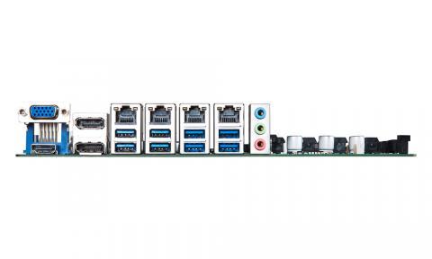 Spectra Board-Set, µATX Q370  2