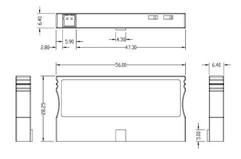DOM PATA/CIE-0VS130TCT128MW  3