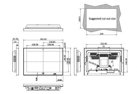 Spectra-Panel A3 10BTPC2  3