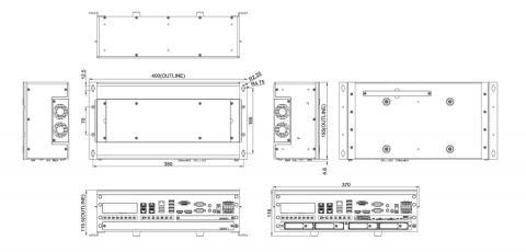 Spectra PowerBox 50C0  4