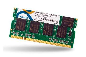 SO-DIMM DDR 512MB/CIR-S1SUPD33512