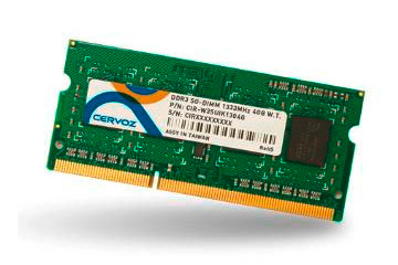 SO-DIMM DDR3L 4GB/CIR-W3SULIK1304G