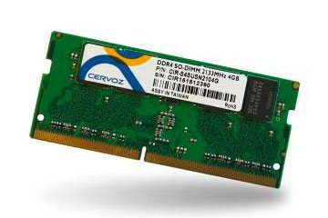 SO-DIMM DDR4 4GB/CIR-W4SUSS2404G