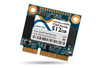 SSD SATA-6G mSATA/CIE-HMT350TLF128GS