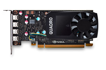 PNY Nvidia Quadro P600DVI/2GB