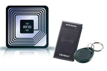 RFID chip identification