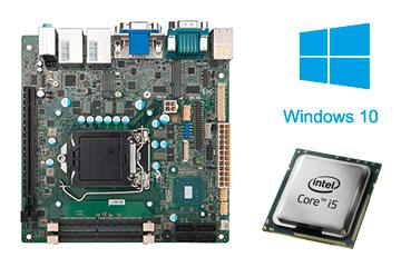 Spectra Board-Set, Mini-ITX H110