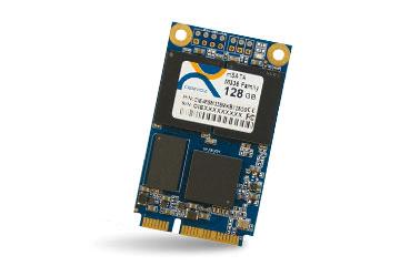 SSD SATA-6G mSATA/CIE-MSM350TLD128GS